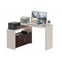 Компьютерный стол Домино Lite СКЛ-Прям120 + ТБЛ (правый)