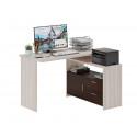 Компьютерный стол Домино Lite СКЛ-Прям120 + ТБЛ (левый)