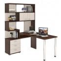 Угловой компьютерный стол СР-420-150 (левый)