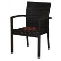 Стул 22451R (Темно-коричневый)