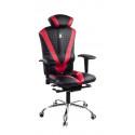 Кресло с подголовником Kulik-System Victory Duo Color Quatro