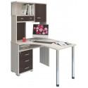 Угловой компьютерный стол СР-130 (левый)