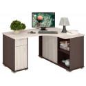 Угловой компьютерный стол СР-140М (правый)