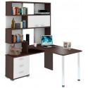Угловой компьютерный стол СР-420-170 (левый)