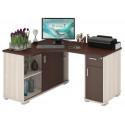 Угловой компьютерный стол СР-160М (левый)