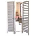 Ширма с зеркалом 1025-3