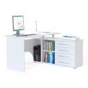 Письменный стол СОКОЛ КСТ-109 (правый)