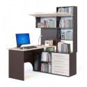 Компьютерный стол СОКОЛ КСТ-14 (правый)