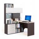 Компьютерный стол СОКОЛ КСТ-14 (левый)