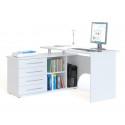 Письменный стол СОКОЛ КСТ-109 (левый)