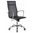 Кресло руководителя Бюрократ CH-993/M01 черный M01 сетка