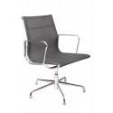 Кресло Бюрократ CH-996-Low-L/black низкая спинка черный сетка