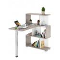 Угловой компьютерный стол СЛ-5-3СТ (правый)