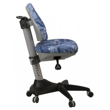 Кресло детское Бюрократ KD-2/G (серый пластик)