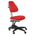 Кресло детское Бюрократ KD-2/R (красный пластик)