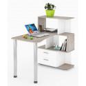 Компьютерный стол СЛ-5-3СТ-2+БЯ (правый)