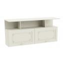 Шкаф навесной «Лючия» (Штрихлак)