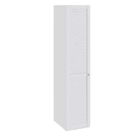 Шкаф для белья с 1-й дверью «Ривьера» (Белый) СМ 241.07.001R/L