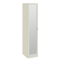 Шкаф для белья с 1-ой зеркальной дверью «Лючия» СМ-235.07.02 (Штрихлак)
