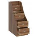 Лестница приставная с ящиками «Навигатор» ТД-250.11.12
