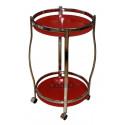 Столик сервировочный GC1129 (красный)