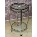 Сервировочный столик GC1129 (стекло)