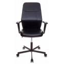 Кресло Бюрократ CH-605/BLACK черный искусственная кожа крестовина металл