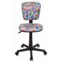 Кресло детское Бюрократ CH-204NX/MARK-LB голубой марки