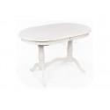 Стол раскладной Elva butter white