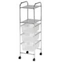 Система хранения с выдвижными ящиками на колесиках EP 9756