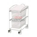 Система хранения на колесиках с выдвижными ящиками GC 1483-2
