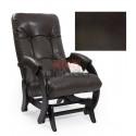 Кресло- гляйдер Модель 68 (венге/ Or.Perlam 120 ) коричневый