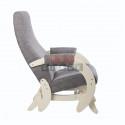 Кресло- гляйдер Модель 68-М (Дуб шампань/Falcone Light Grey )