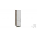 Шкаф пенал с 2-мя распашными дверями П2ДР_204-60_2ДР