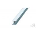 ДО-013 Планка стыковочная для панелей 6мм ДО-013