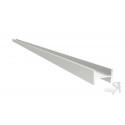 Планка для панелей стыковочная 10мм