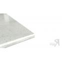 Крышка стола 600х1350 С(п)_60-135 (Белый Камень)