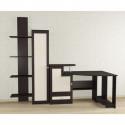 Угловой стол Мебелайн 6 (правый)