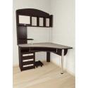 Угловой стол Мебелайн 11