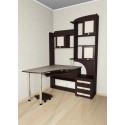 Компьютерный стол с надстройкой Мебелайн 19