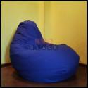 Кресло Мешок (Фьюжн) Синее