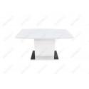 Стол раскладной Arika белый