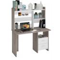 Компьютерный стол Домино Lite СКЛ-Прям120+НКЛ-120 (левый)