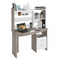 Компьютерный стол Домино Lite СКЛ-Прям120+НКЛ-120