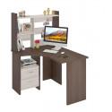 Компьютерный стол Домино Lite СКЛ-Крл120+НКЛ-120