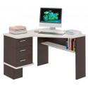 Компьютерный стол СД-45С (левый)