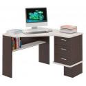 Компьютерный стол СД-45С (правый)