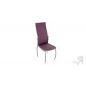 Стул «Комфорт-М» СРП-048 Гранд (Эмаль Бриллиант, Микрофибра Фиолетовый)
