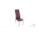 Стул «Комфорт-М» СРП-048 Гранд (Хром, Микрофибра Фиолетовый)