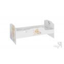 Кровать «Тедди» (Белый с рисунком)